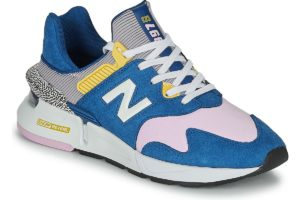 new balance 997 womens blue blue trainers womens