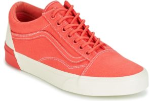 vans-old skool dx (trainers) in-womens-orange-va38g3ms6-orange-sneakers-womens