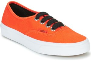vans-authentic (trainers) in-womens-orange-38emq9e-orange-sneakers-womens