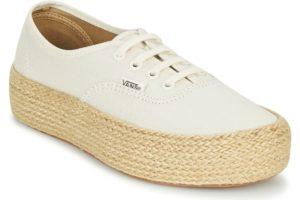 vans-authentic (trainers) in beige-womens-beige-3naqfs8-beige-sneakers-womens