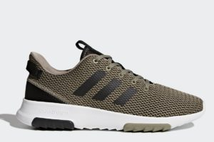 adidas-cloudfoam racer tr-mens-green-BC0020-green-trainers-mens