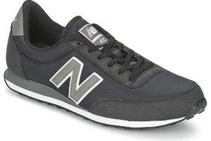 new balance-u410 (trainers) in-womens-black-u410cc-black-sneakers-womens