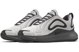 Nike Air Max 720 Mens Grey Bq7851 991 Grey Trainers Mens