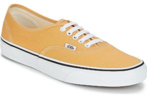 vans-authentic (trainers) in-womens-yellow-38emqa0-yellow-sneakers-womens