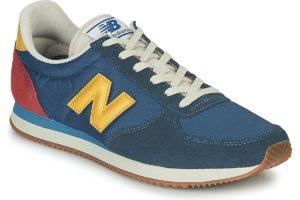 new balance 220 mens blue blue trainers mens