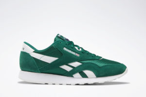 reebok-classic nylon-Men-green-DV5791-green-trainers-mens