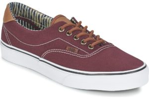vans-era 59 (trainers) in-womens-red-v3s4ia6-red-sneakers-womens