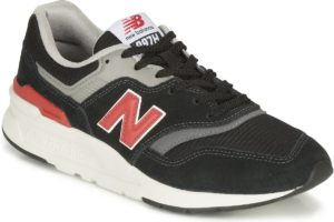 new balance 997 mens black black trainers mens
