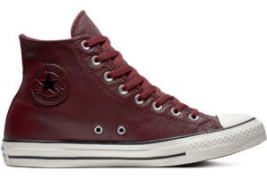 converse-all star high-womens-red-161494C-red-trainers-womens