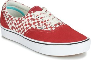 vans-era (trainers) in-womens-red-vn0a3wm9v9z1-red-sneakers-womens