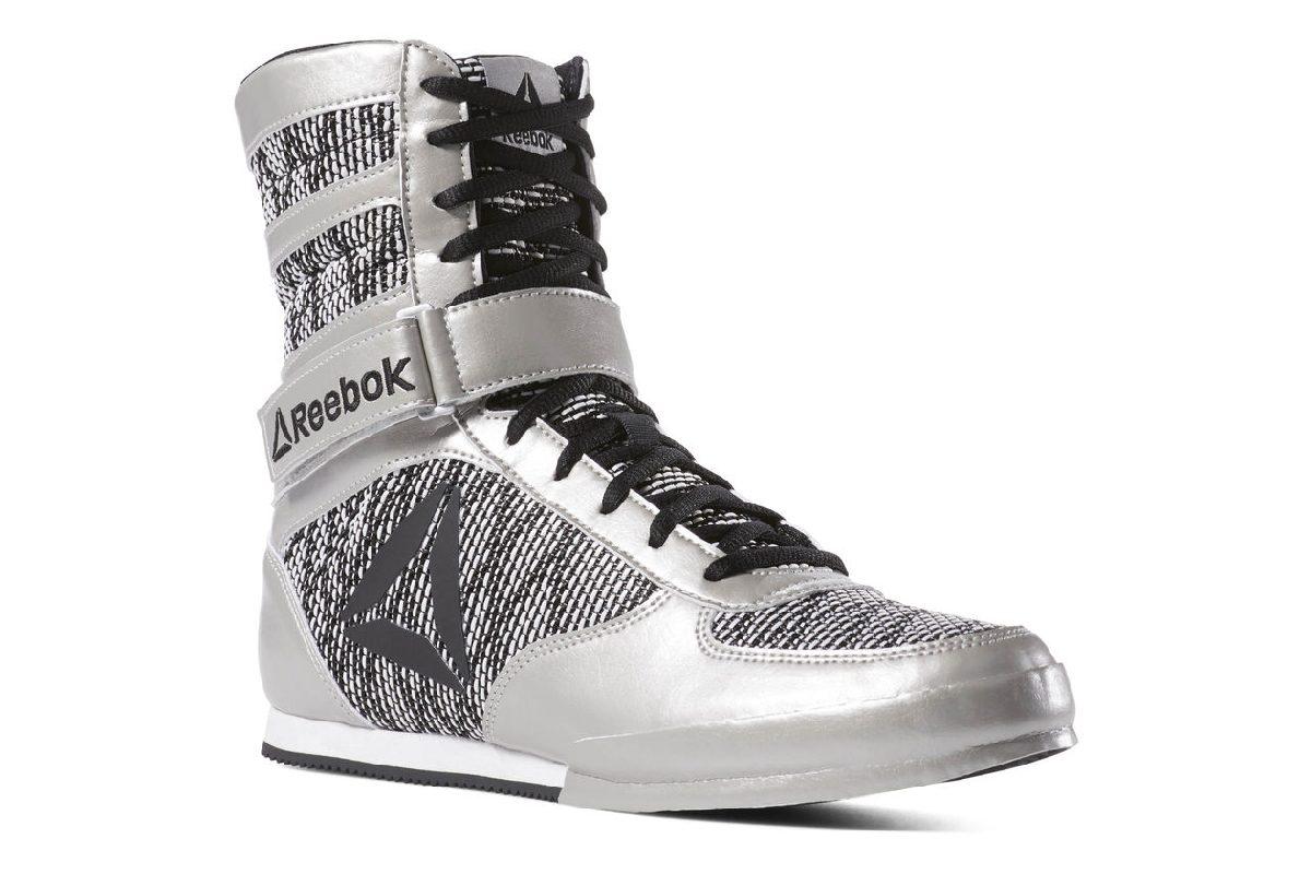 Reebok Epat Heren Zilver Dv5098 Zilveren Sneakers Heren