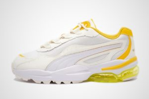 puma-cell stellar-womens-yellow-370950-04-yellow-trainers-womens