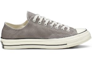 Converse All Star Ox Womens Grey 164927c Grey Sneakers Womens
