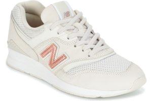 new balance 697 womens beige beige trainers womens