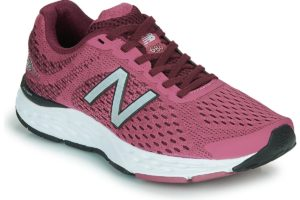 new balance 680 womens pink pink trainers womens