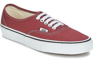 vans-authentic (trainers) in-womens-red-38emq9s-red-sneakers-womens