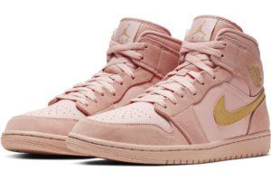 nike-jordan air jordan 1-mens-pink-852542-600-pink-trainers-mens