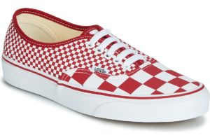 vans-authentic (trainers) in-womens-red-vn0a38emvk51-red-sneakers-womens