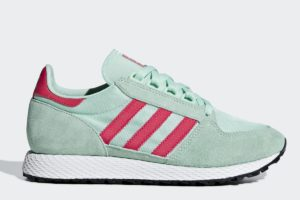 adidas-forest grove-womens-green-CG6124-green-trainers-womens