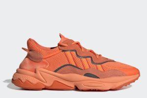adidas-ozweegos-mens-pink-EE6465-pink-trainers-mens