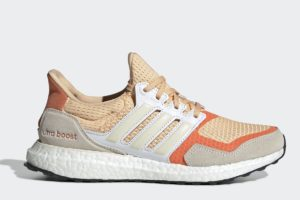adidas-ultraboost s&l-womens-yellow-EF1990-yellow-trainers-womens