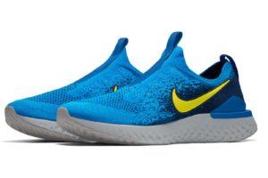 Nike Epic Phantom React Mens Blue Ct3627 993 Blue Trainers Mens