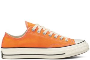 converse-all star ox-womens-orange-164928C-orange-sneakers-womens