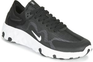 nike renew lucent mens black black trainers mens