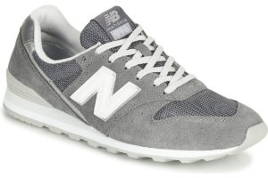 new balance 96 womens grey grey trainers womens