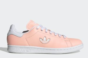 adidas-stan smith-womens-orange-F34308-orange-trainers-womens