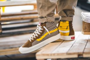 Review + Release: Vans Hi Tops Mens Brown