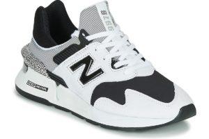 new balance 997 womens white white trainers womens
