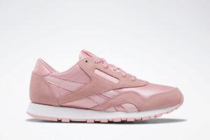 reebok-classic nylon-Kids-pink-DV7047-pink-trainers-boys