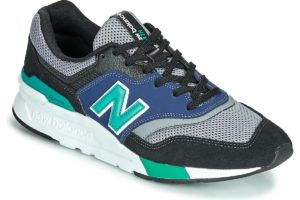 new balance 997 mens black black trainers mens
