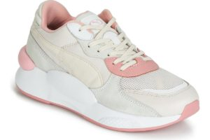 puma rs womens beige beige trainers womens