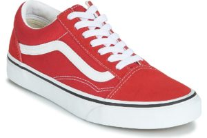 vans-old skool (trainers) in-womens-red-vn0a4bv5jv61-red-sneakers-womens