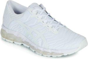 asics gel quantum mens white white trainers mens