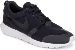 nike-roshe run (trainers) in-mens-black-749658-001-black-sneakers-mens