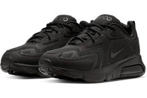 nike-air max 200-mens-black-aq2568-003-black-trainers-mens