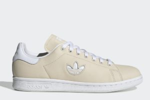 adidas-stan smiths-womens-beige-CG6794-beige-trainers-womens