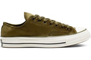 converse-all star ox-womens-green-165178C-green-trainers-womens