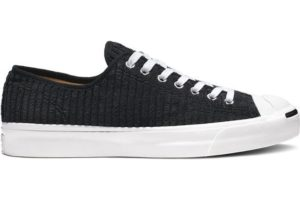 converse-jack purcell-womens-black-165139C-black-trainers-womens