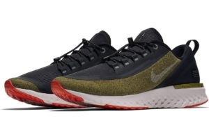 Nike Odyssey React Mens Green Aa1634 300 Green Trainers Mens