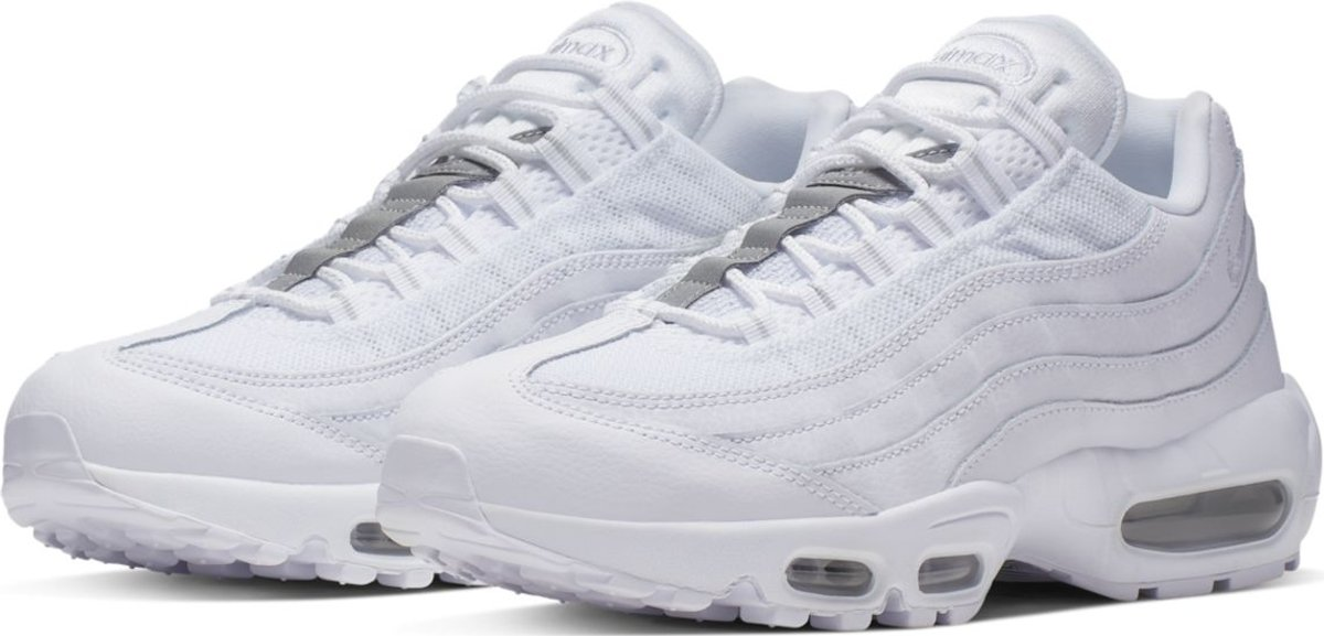Nike Air Max 95 Damen Herren Sneaker Schuhe Essential Weiß