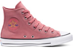 converse-all star high-womens-red-564962C-red-trainers-womens