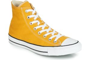 converse-all star high-womens-yellow-164932c-yellow-trainers-womens