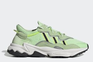 adidas-ozweegos-mens-yellow-EE6466-yellow-trainers-mens