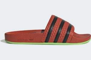 adidas-adilette-mens-orange-FV2718-orange-trainers-mens