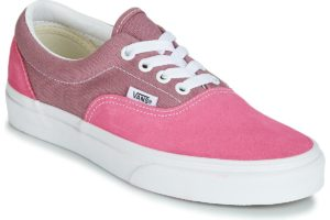 vans-era s (trainers) in-womens-pink-vn0a4bv4vy21-pink-trainers-womens