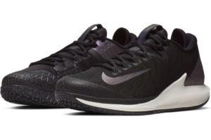 nike-court air zoom-mens-black-aa8018-004-black-trainers-mens